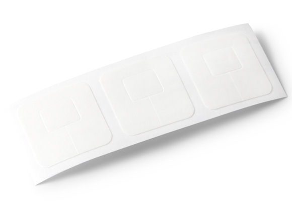Invisible Lav Tape (120 Pack)