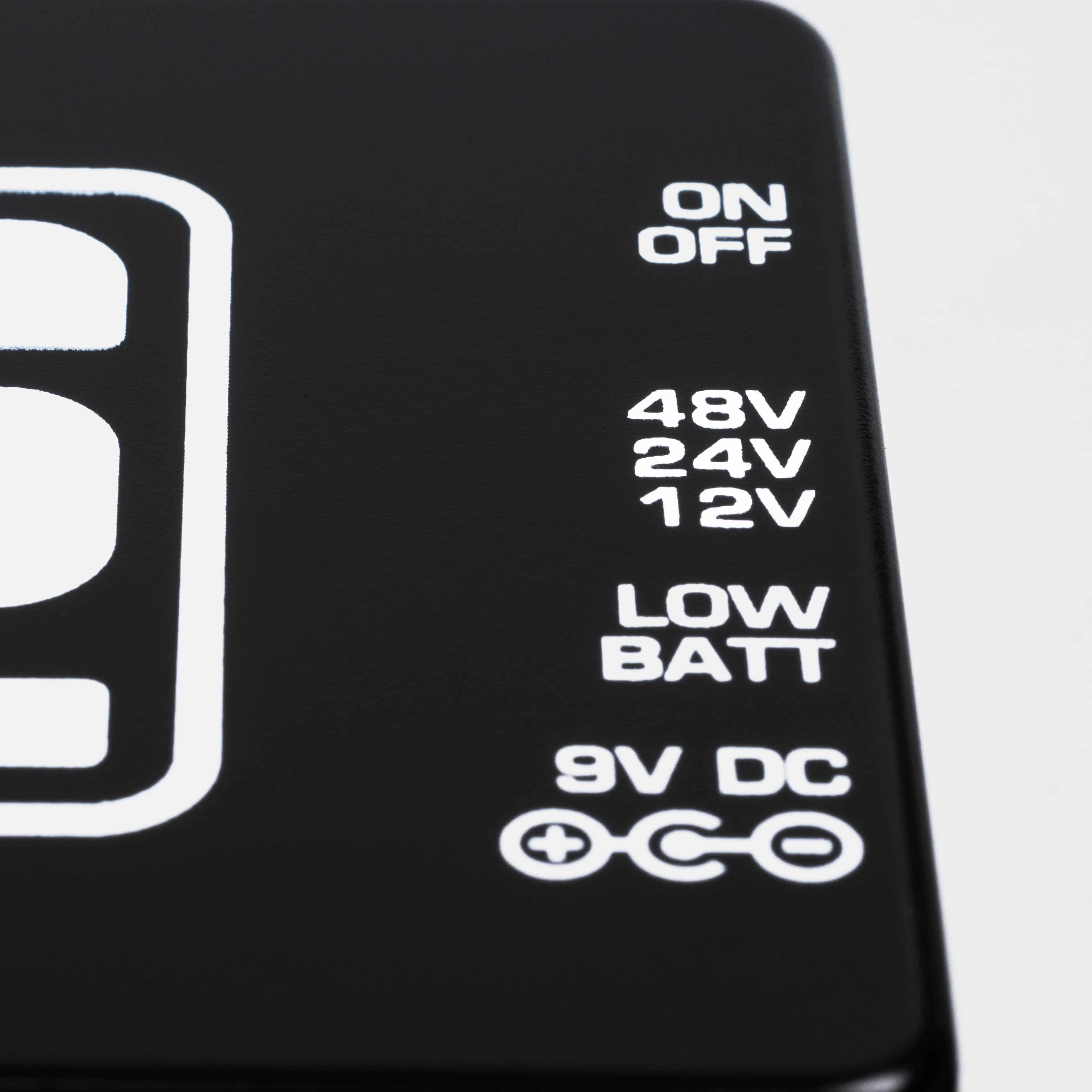 SWITCHABLE VOLTAGE LEVELS